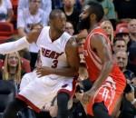 Rockets vs Heat