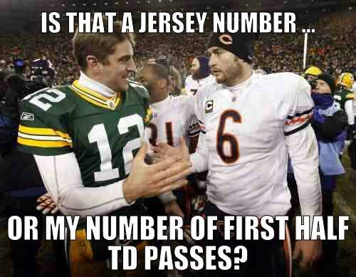 Rodgers questions Cutler