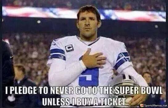 Romo pledge