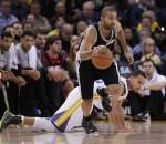 Spurs beat Warriors
