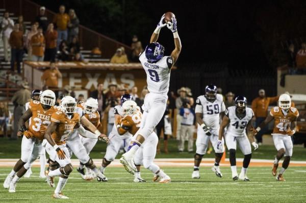 TCU beat Texas