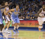 Thunder beat Nuggets