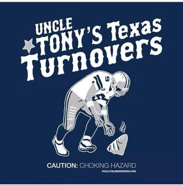 Tony's Turnovers