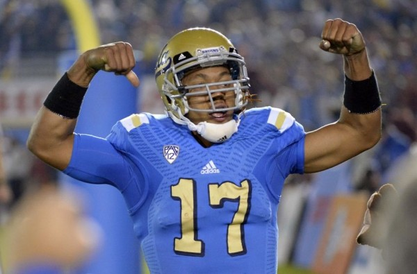 UCLA beat USC e1416747116233 UCLA Over USC: Narrowing the Pac 12 South Field of Contenders