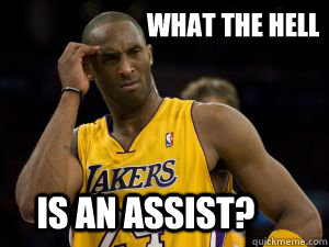 What's an assist