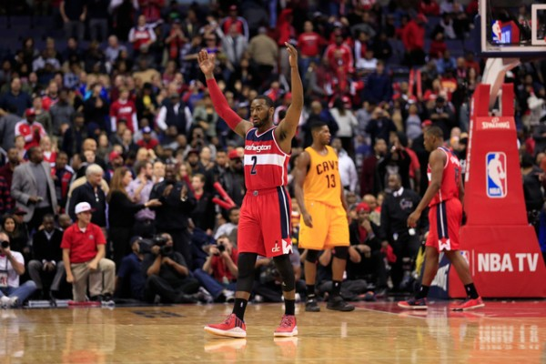 Wizards beat Cavaliers