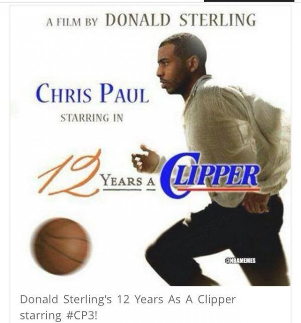 12 Years a Clipper meme