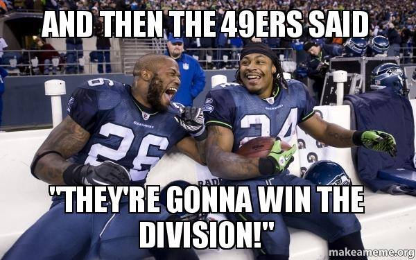 49ers joke 20 Best Memes of Ryan Lindley & the Arizona Cardinals Crushed by the Seattle Seahawks