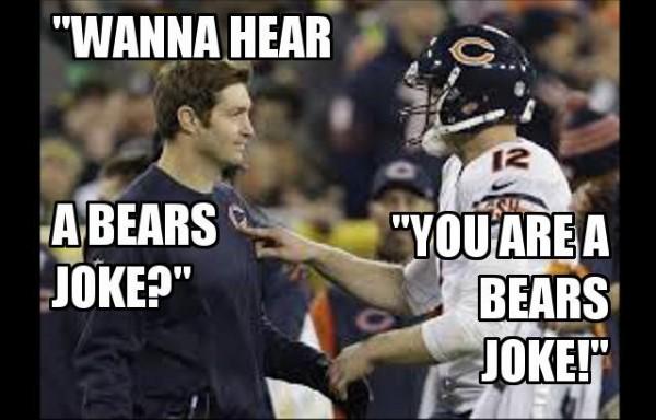 A bears joke