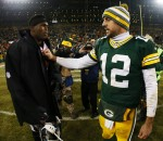 Aaron Rodgers, Julio Jones