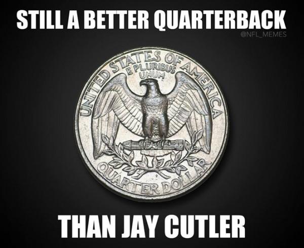 Better than Cutler