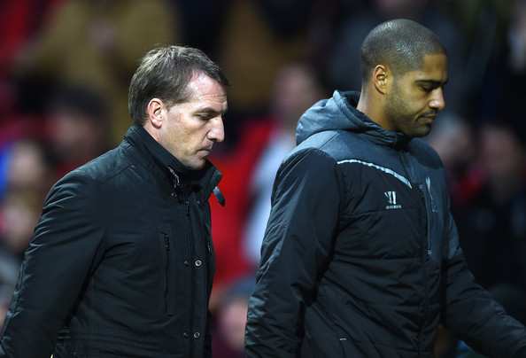 Brendan Rodgers, Glen Johnson