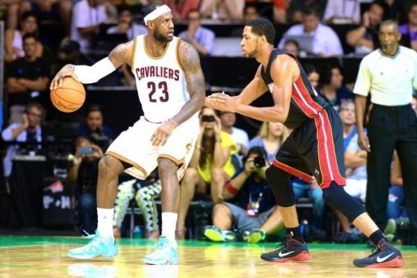 Cavaliers vs Heat