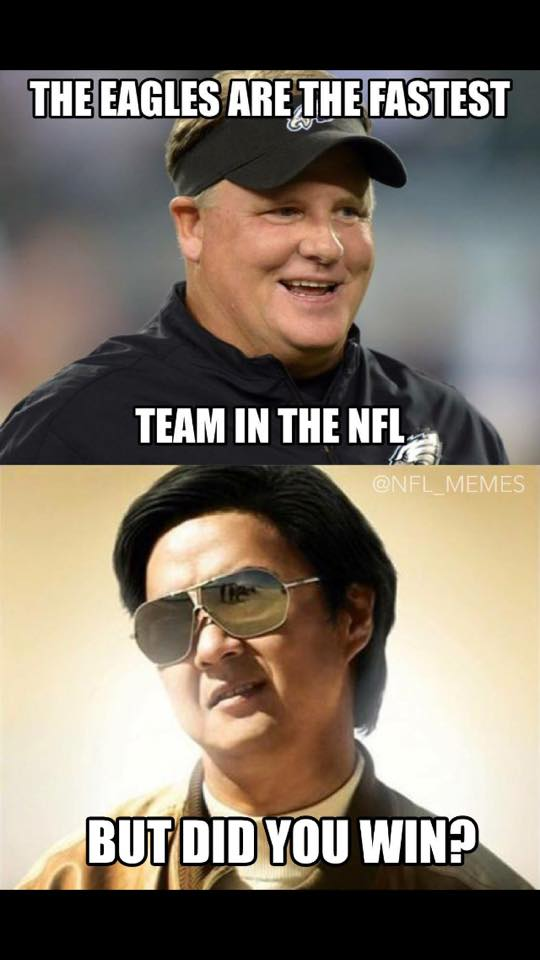 Chip Kelly lost