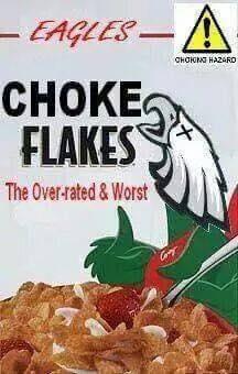 Choke Flakes