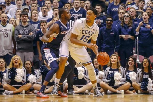 Duke beat UConn