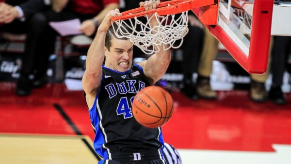 Duke beat Wisconsin