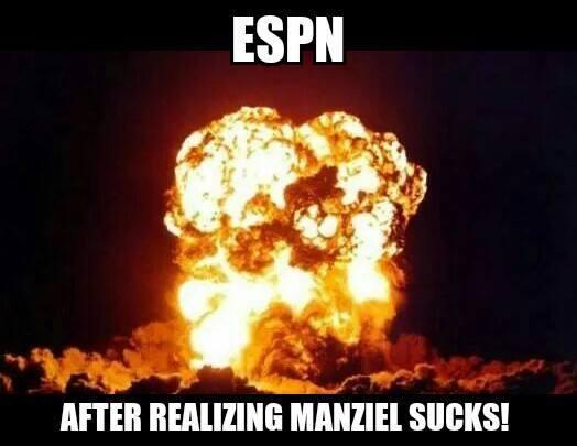 ESPN imploding
