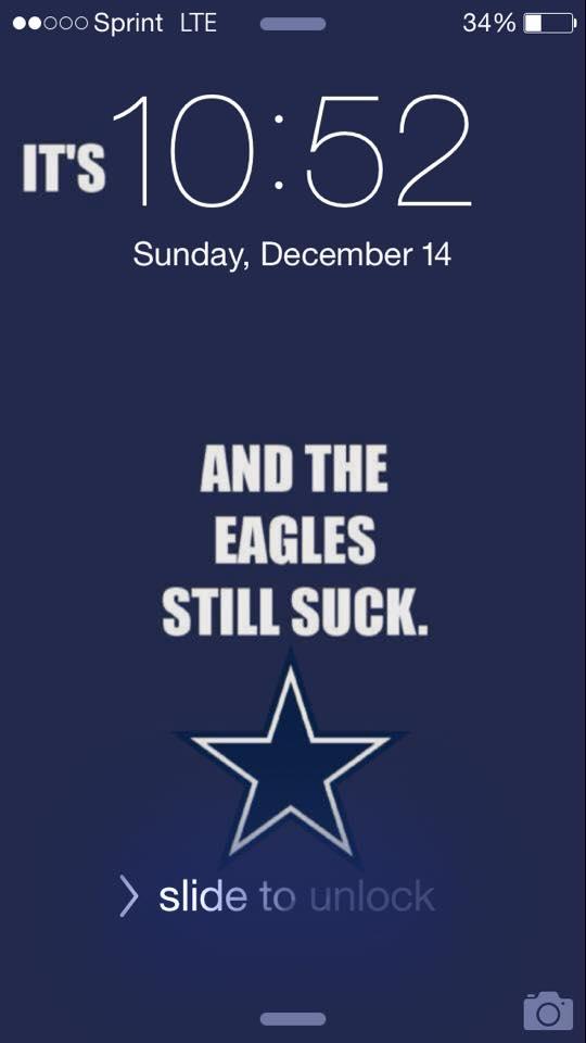 Eagles are bad