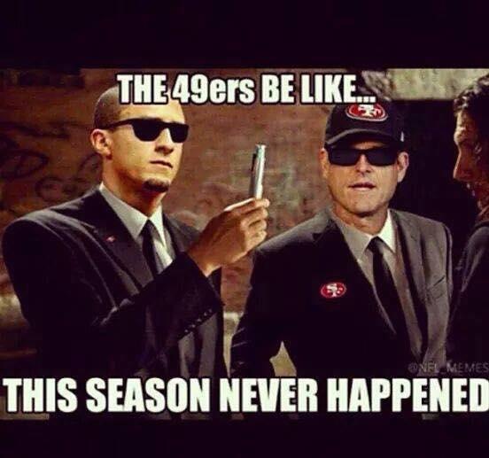 Erasing the season