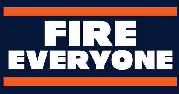 Fire everyone