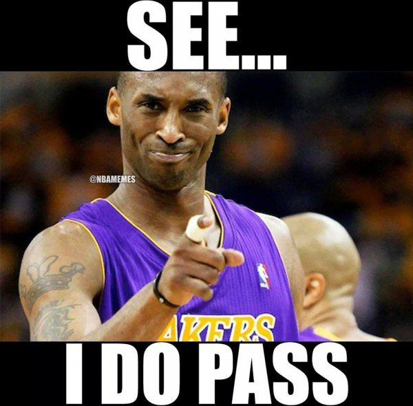 He does Pass