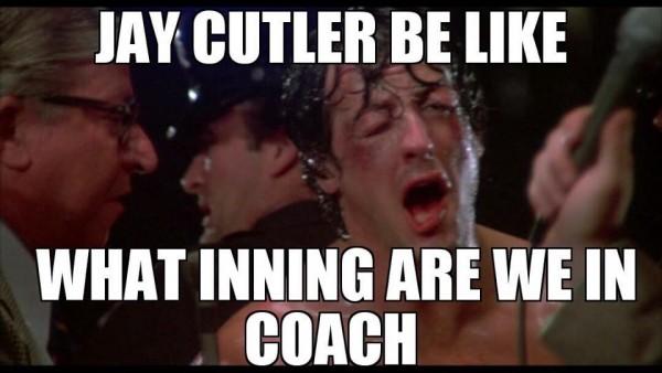 Jay Cutler like