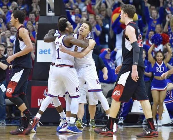 Kansas beat Utah