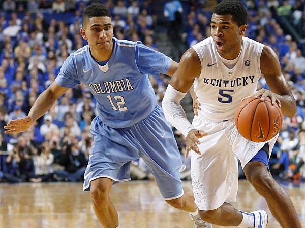 Kentucky beat Columbia