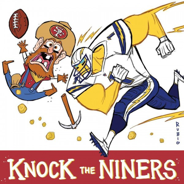 Knock the Niners