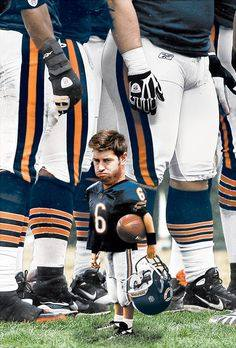 Little boy Cutler