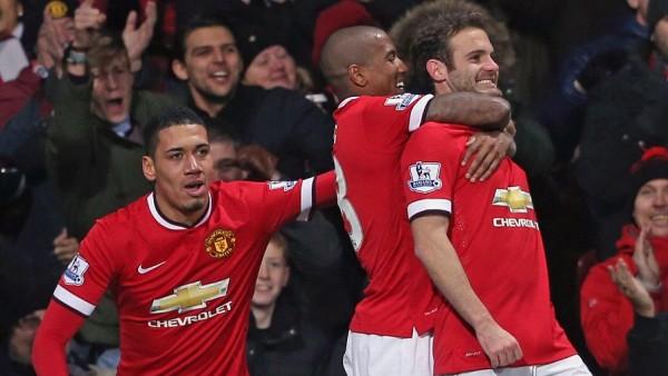 Manchester United beat Stoke