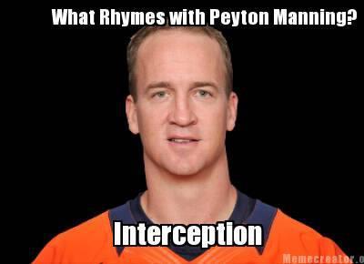 Manning rhyme