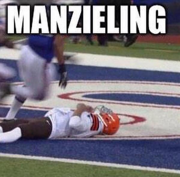 Manzieling