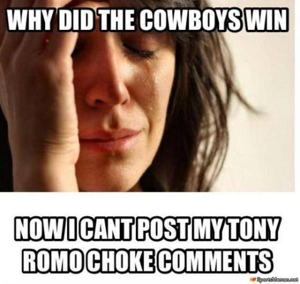 NFL Meme Problems
