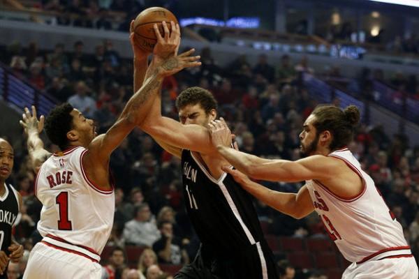 Nets beat Bulls