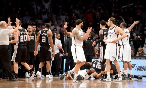 Nets beat Spurs