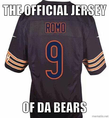 New Bears jersey
