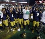 Notre Dame beat LSU