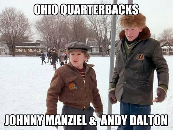 Ohio QBs