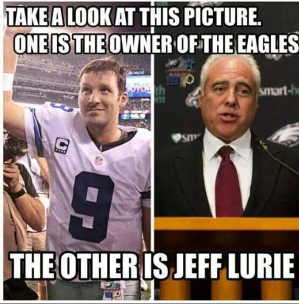 Owner of the Eagles