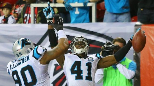 Panthers beat Falcons