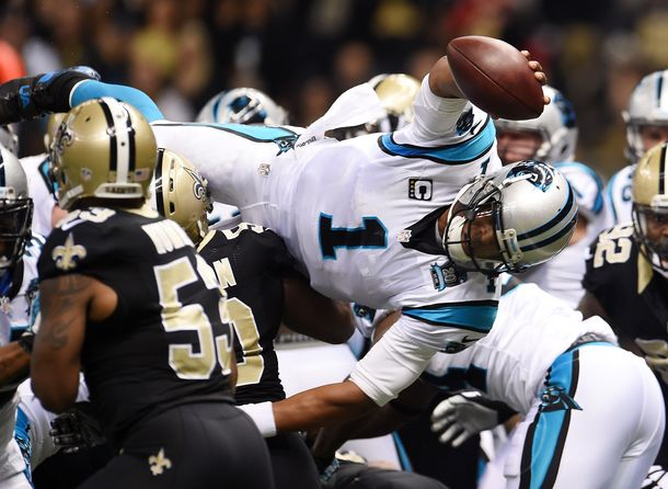 Panthers beat Saints