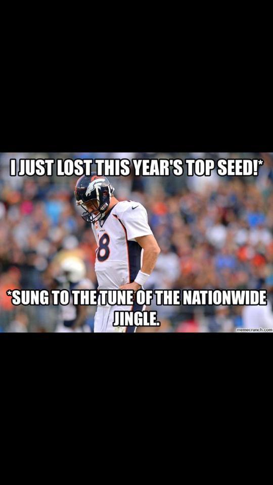 Peyton joke