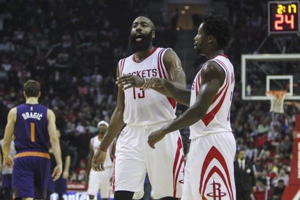 Rockets beat Suns