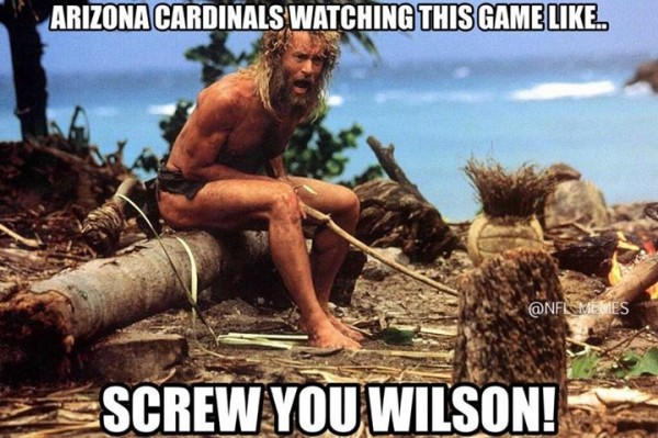 Screw you Wilson e1419257725264 20 Best Memes of Ryan Lindley & the Arizona Cardinals Crushed by the Seattle Seahawks