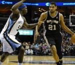 Spurs beat Grizzlies