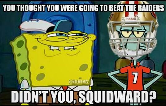 Squidward Kaepernick