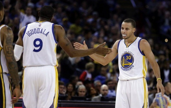 Stephen Curry, Andre Iguodala