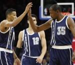 Thunder beat 76ers